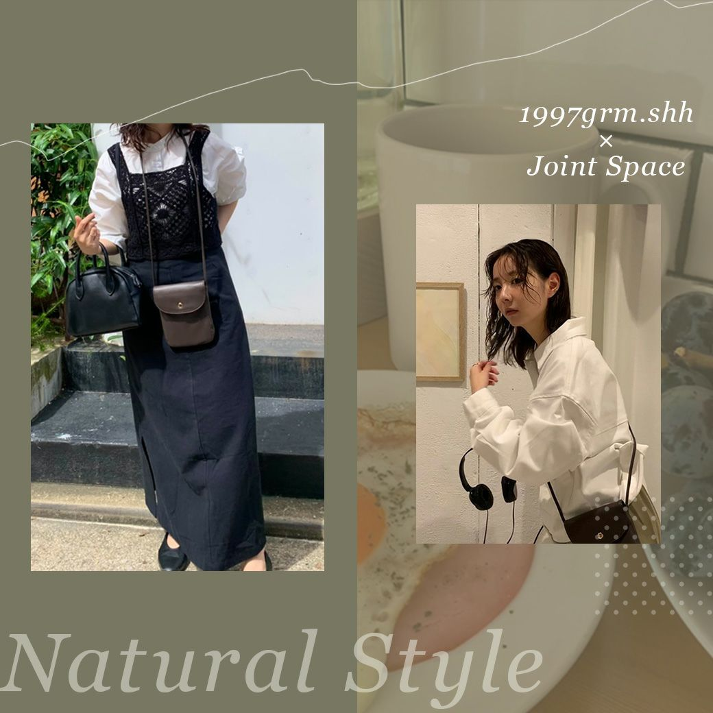 Natural Style 1997grm.shh × Joint Space