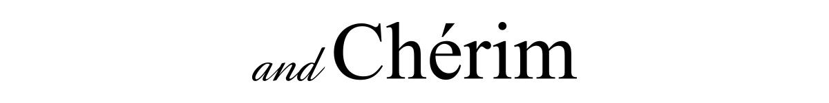 and Cherim TOP