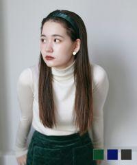 カチューシャ TINA刺繍入り Airi Kato Tina×mimi toujours