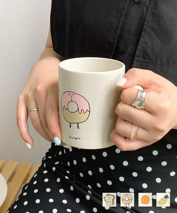 マグカップ オリジナル プリント emuemu×mimi toujours