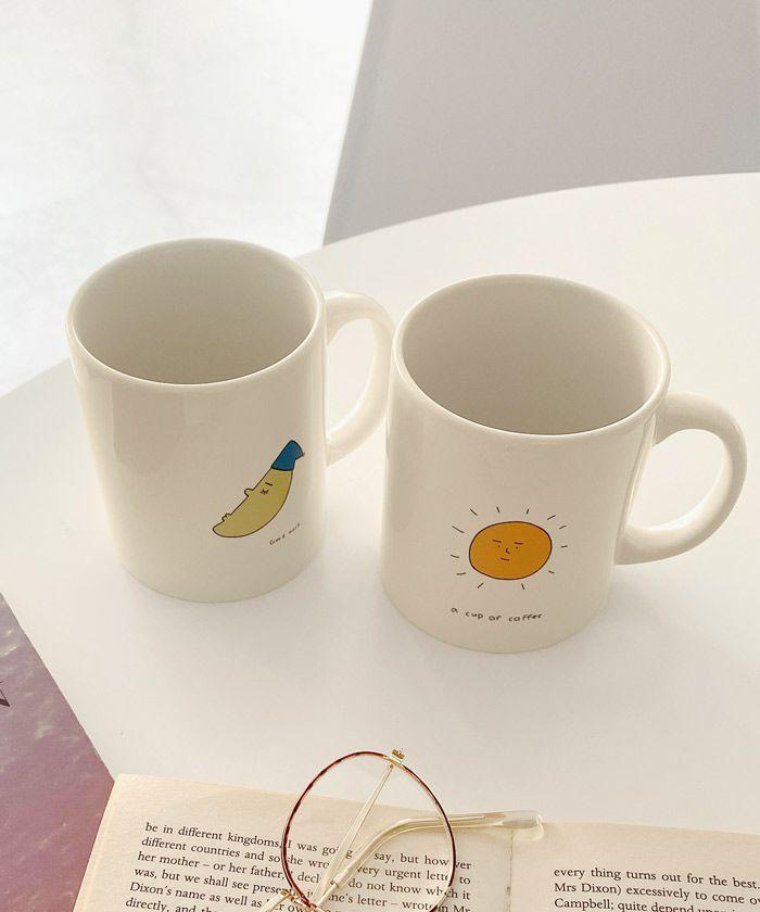 マグカップ/カップ/インテリアグッズ