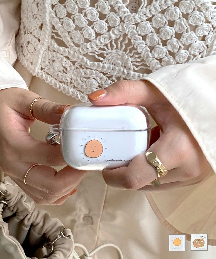 air pods & air pods pro ケース オリジナルプリント